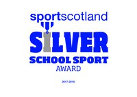 Grove Awarded Silver Status By SportScotland