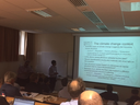 Grove's Agnijo Presents to Econometrics Conference