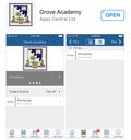 New Grove Academy App