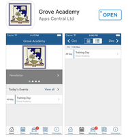New Grove Academy App