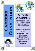 S2 - S6 Careers Convention