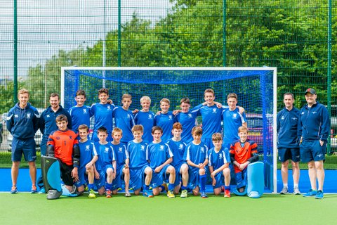 Scottish U16 Hockey Development Squad