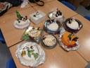 S4 Christmas Cakes
